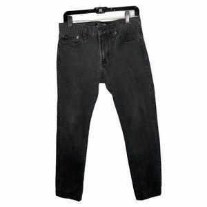 Big Star Men's Black Archetype Slim Fit Jeans